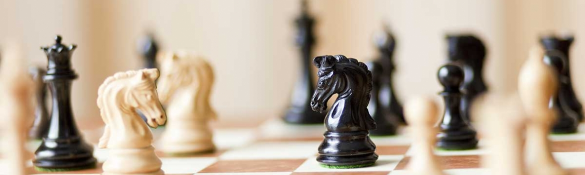 Chess: tournament for experts